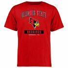 Illinois State Redbirds Red Big & Tall Campus Icon T-Shirt
