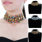 Fashion Jewelry Vintage Victoria Punk Gothic Choker Statement Pendant Necklace