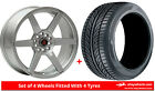 Alloy Wheels & Tyres 17'' Axe EX24 For Mercedes A-Class [W169] 04-12