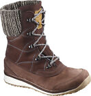 SALOMON HIME MID LTR CSWP Schuh 2016 dark brown leather/black/light grey Schuhe