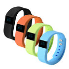 Bluetooth Smart Bracelet Watchband Healthy Pedometer Sleep Monitor Call Reminder