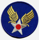 WWII US ARMY AIR FORCE INSIGNIA COLLECTIONS: AAF WWII VANTAGE INSIGNIA PATCH