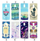 Life is Beautiful Silicone Owl TPU Case Cover Skin For Samsung Galaxy Note 4