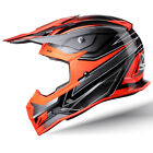 GLX DOT Full Face ATV Off Road Motorcycle Lightweight Helmet Motocross Dirt Bike