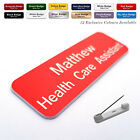 Staff ID Name Badges / Tags Corporate Personalised Badges Company Shop Office