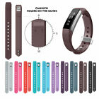 Twill Replacement Watch Wrist Band Strap For Fitbit Alta Wristband Small/Large