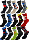 Mens 3 PAIR PACK Argyle Suit Dress Formal Cotton Blend Socks (UK 6-11)