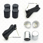 4 x Docking Hardware Point Cover Kit For Harley Touring Sportster Softail Dyna $18.99 USD on eBay
