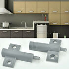 10x Soft Quiet Close Kitchen Cabinet Door Drawer Closer Damper Buffers w/ Screws