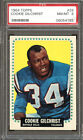 1964 Topps Football #29 Cookie Gilchrist PSA 8 06054185