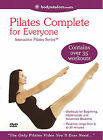 Pilates Complete for Everyone (DVD, 2002) WORLDWIDE SHIP AVAIL!