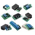 1/2/4/6/8 CH Channel Wireless RF Remote Control Receiver Relay Switch 315/433MHz
