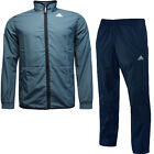 Adidas Performance TS Basic Mens Polyester Lightweight Full Tracksuit S22490 R