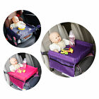 Waterproof Baby Kids Snack Play Tray for Car Seat Plane Toddler Portable Travel