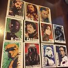 2016 Star Wars Rogue One Series 1 Character Icons Pick Card from List Make Lot