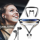 Bluetooth Wireless Level U In-Ear Headsets Headphones Sapphire iphone Samsung LG