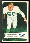 1954 Bowman Football #57 Chuck Bednarik VG 96140
