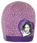 Girls Violetta Winter Knitted Beanie Hat Trapper Cap 3 to 6 Years CLEARANCE SALE