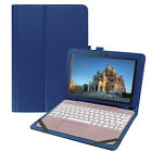 PU Leather Stand Case Keyboard Cover For Asus Transformer BooK T101HA 10.1 inch