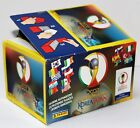 Leerkarton Display leer Panini WM 1994 1998 2002 2006 EURO 1992 1996 2000 2004