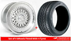 Alloy Wheels & Tyres 18'' Drehen DH-X For Seat Toldeo [Mk3] 05-09