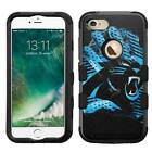 Carolina Panthers #Glove Rugged Impact Armor Case for iPhone 5s/SE/6/6s/7/Plus $19.95 USD on eBay