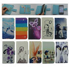 luxury Wallet  card slots Magnetic flip Leather case cover for Medion + stylus
