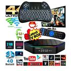 T95Z PLUS 16GB Octa Core WIFI Fully Loaded Android TV Media Box+Keyboard