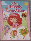 NEW DVD Strawberry Shortcake - Happily Ever After Factory Sealed Free Shipping !