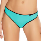 Freya Swimwear Bondi Classic Bikini Brief/Bottoms Sea Spray Green/Orange 3243