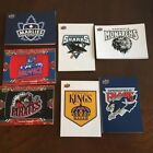 2014-15 AHL Upper Deck Team Logo Stickers PICK CHOICE from List YFTS