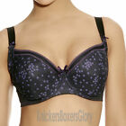 Freya Lingerie Marvel Side Panel Bra Black 1501 NEW Select Size