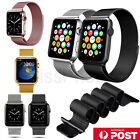 42/38MM Milanese Magnetic Loop Stainless Steel Strap Watch Bands For Apple Watch