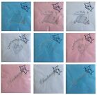 15 Luxury NAPKINS 3ply Christening & Communion Foil Printed Serviettes (33x33cm)