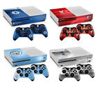 Official Football Club- XBOX ONE S - SKIN BUNDLE (1 Console & 2 Constroller Set)