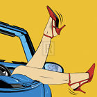 Deborah Azzopardi FREEDOM giclee print VARIOUS SIZES new SEE OUR STORE