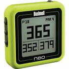 NEW Bushnell Golf Neo Ghost GPS / RangeFinder Unit - Choose Color