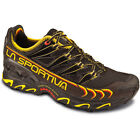 La Sportiva Ultra Raptor Mens Footwear Trail Shoes - Black Yellow All Sizes
