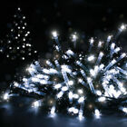 BRIGHT LED TWINKLE LIGHTS - 420 LED's - INDOOR / OUTDOOR - CHRISTMAS DECORATIONS