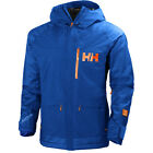 Helly Hansen Fernie Mens Jacket Snowboard - Classic Blue All Sizes
