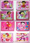 Brandnew Dora Betty Boop girls cartoon kids tri-fold Wallet Purse new release $3.59 CAD on eBay