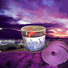 Incense Spiral Coils Incense Natural Sandalwood Rose Lavender Jasmine (4Hour) PG