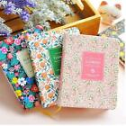 1PC Students Floral Office School Schedule Weekly Planner Notebook Diary Book