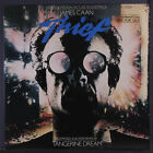 TANGERINE DREAM: Thief (soundtrack) LP (WLP, 962 N La Cienega address, promo st