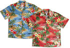 Island Leisure Life Men's vintage aloha Shirt made in Hawaii