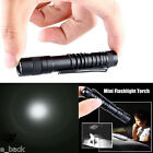 1500 LM CREE XPE-R3 LED Flashlight Clip Mini Penlight Torch AAA Lamp Light MT