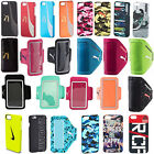 Puma Reebok Nike Unisex Iphone 5 5S 6 Snap On Armband Phone Case