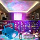 Mini LED Water Wave Ripple Effect Stage Light Lamp Home KTV Disco Club Bar H4T5