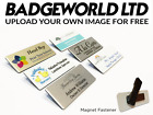 MAGNET Staff Name ID Badges Corporate Personalised Named Badges ID Tags & logo