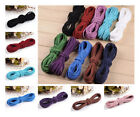 Wholesale 5/10/50m many color cord DIY necklace bracelet suede Leather wire hot